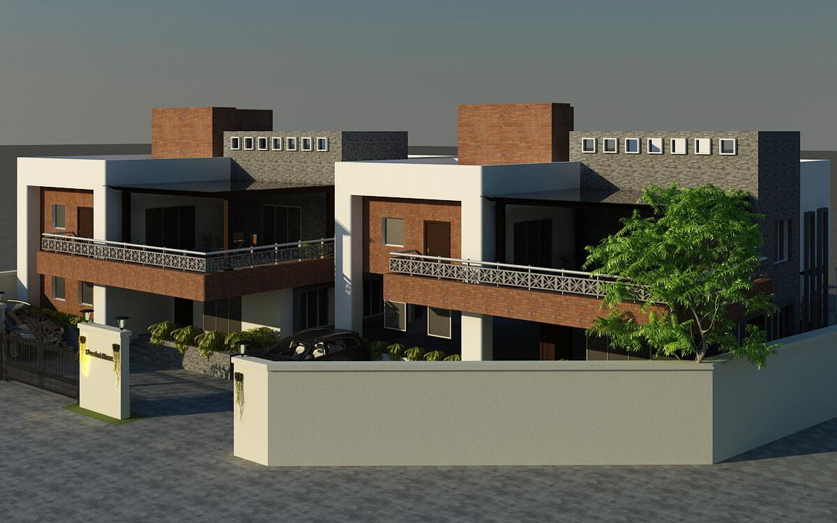 Bhandari House