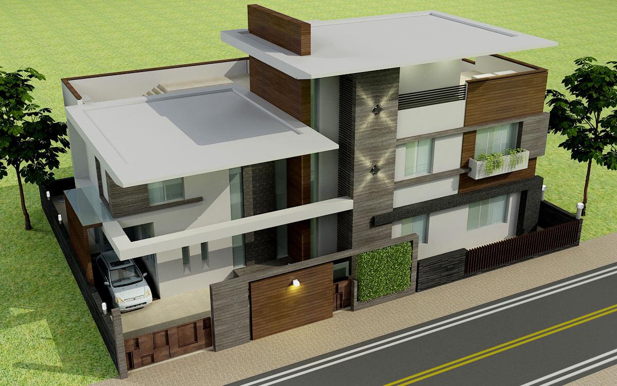 Luxuriewous 5BHK Villa- Mr (1)
